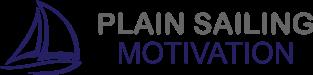 Plain Sailing Motivation Logo