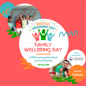 Positively Empowered Kids Wellbeing Day